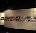 展示室タペストリー
